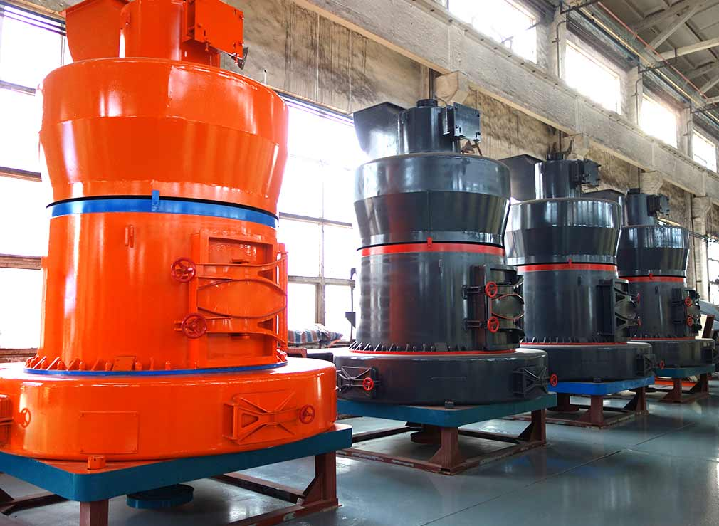 High Strength Powder Grinding Mill