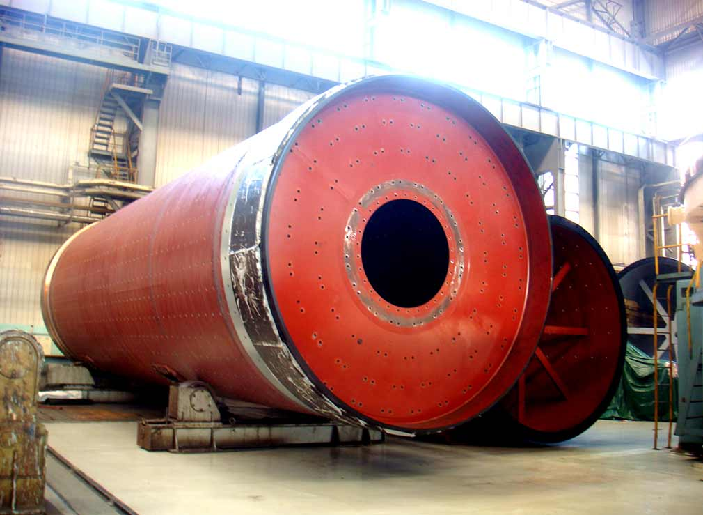 Description Of Raw Material Mill