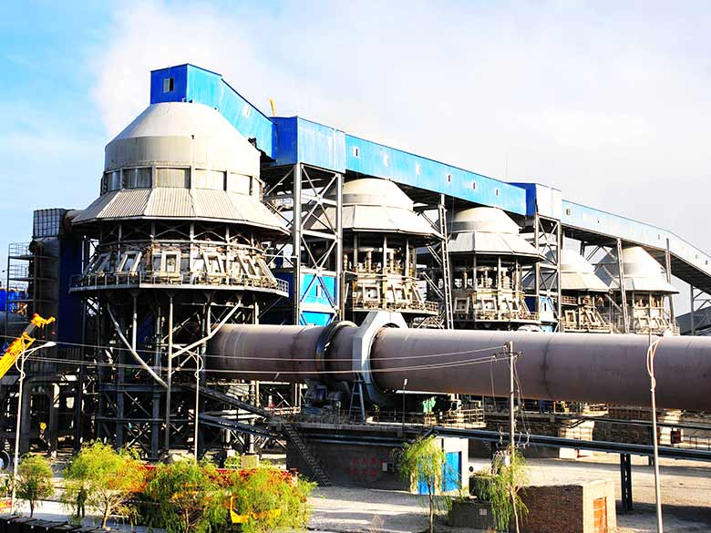 Description Of Active Lime Rotary Kiln