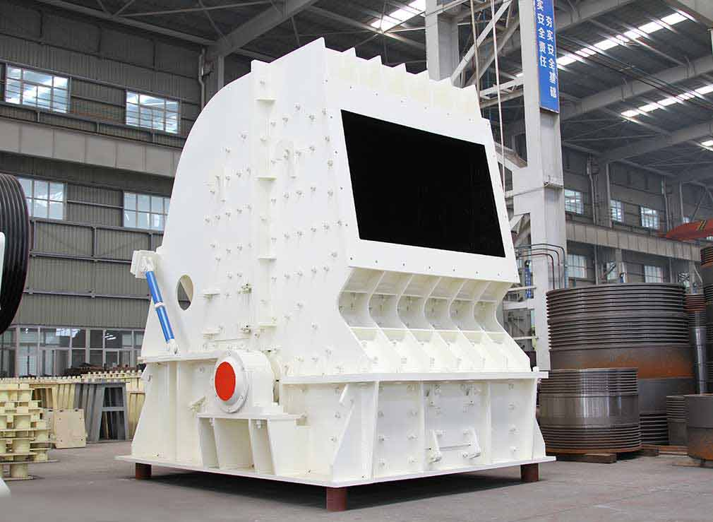 CI Impact Crusher